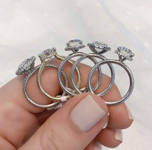 Our Signature Setting Styles