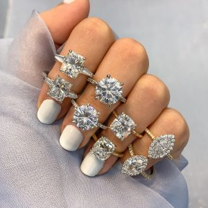 Engagement Ring Shopping: Make Your Budget Work for You