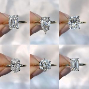 Popular Diamond Engagement Rings by Category