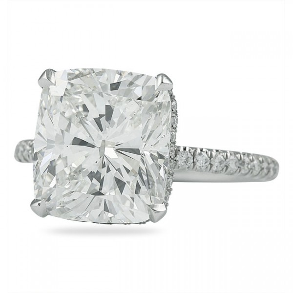 8a563a6c4 The Perfect Cushion Cut Diamond | Jewelry Blog | Engagement Rings ...